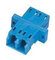 Black Box Fiber Optic Coupling LC/LC Multimode Duplex Bronze FOT123