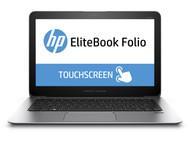 HP EliteBook Folio Touch W10P-64 m7 6Y75 1.2GHz 256GB NVME 8GB 12.5UHD WLAN BT BL Cam Notebook PC