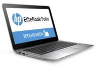 HP EliteBook Folio Touch W10P-64 m7 6Y75 1.2GHz 256GB NVME 8GB 12.5UHD 2x2 WLAN BT BL Cam Notebook PC