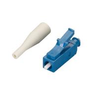 Black Box Fiber Optic Connector, Ceramic Ferrule, LC Single-Mode Simplex, 125-um FOT218