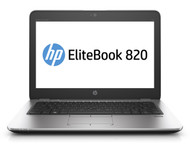 HP EliteBook 820 G4 W10P-64 i5 7300U 2.6GHz 256GB NVME 8GB(1x8GB) 12.5FHD WLAN BT FPR No-NFC Cam Notebook