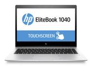 HP EliteBook 1040 G4 Touch W10P-64 i7 7600U 2.8GHz 256GB SSD 8GB 14.0FHD Privacy WLAN BT BL FPR NFC Cam Notebook