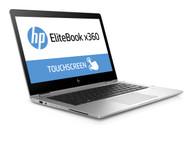 HP EliteBook 1030 x360 G2 W10P-64 i5 7200U 2.5GHz 256GB NVME 8GB 13.3FHD WLAN BT BL NFC Pen Cam Notebook