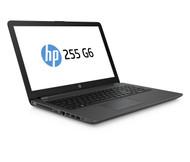 HP 255 G6 W10P-64 AMD A6 9220 2.5GHz 256GB SSD 8GB(1x8GB) DDR4 DVDRW 15.6HD WLAN BT Cam Notebook