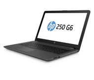HP 250 G6 W10P-64 i5 7200U 2.5GHz 500GB SATA 4GB(1x4GB) DDR4 DVDRW 15.6HD WLAN BT Cam Notebook