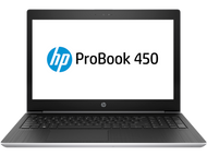 HP ProBook 450 G5 W10P-64 i5 7200U 2.5GHz 500GB SATA 8GB(1x8GB) 15.6HD No-Wireless No-FPR No-Cam Notebook