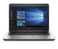 HP EliteBook 840 G5 W10P-64 i5 8350U 1.7GHz 256GB NVME 8GB(1x8GB) 14.0FHD WLAN BT FPR No-NFC No-Card Reader Cam Notebook
