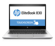 HP EliteBook 830 G5 Touch W10P-64 i7 8550U 1.8GHz 512GB NVME 16GB(2x8GB) DDR4 2400 13.3FHD WLAN BT BL FPR NFC Cam Notebook