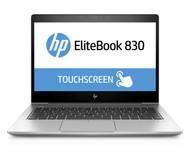 HP EliteBook 830 G5 Touch W10P-64 i5 7300U 2.6GHz 256GB SSD 8GB 13.3FHD WLAN BT BL No-FPR No-NFC Cam Notebook