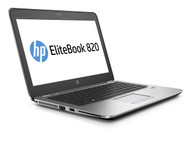 HP EliteBook 820 G4 W10P-64 i7 7600U 2.8GHz 256GB NVME 8GB(1x8GB) DDR4 2133 12.5HD WLAN BT BL FPR No-NFC Cam Notebook