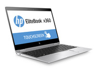 HP EliteBook 1020 x360 G2 W10P-64 i5 7200U 2.5GHz 256GB SSD 8GB 12.5FHD WLAN BT BL FPR No-NFC No-Pen Cam Notebook