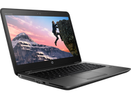 HP ZBook 14u G4 Touch W10P-64 i7 7500U 2.7GHz 256GB NVME 8GB 14.0FHD WLAN BT BL FPR NFC Cam Notebook