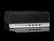 HP ProDesk 600 G3 W10P-64 PD G4560 3.5GHz 500GB SATA 16GB DVDRW VGA Port Serial