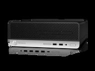 HP ProDesk 400 G4 W10P-64 i3 6100 3.7GHz 256GB SSD 8GB(1x8GB) DDR4 2400 DVD Serial