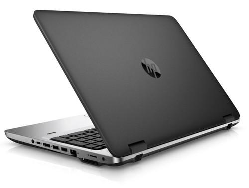 HP ProBook 650 G3 W10P-64 i7 7820HQ 2.9GHz 512GB NVME 8GB(1x8GB) No-Optical 15.6FHD WLAN BT BL FPR No-NFC Cam