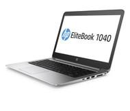 HP EliteBook 1040 G3 W10P-64 i7 6500U 2.5GHz 256GB SSD 8GB 14.0FHD WLAN BT BL FPR No-NFC Cam