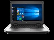 HP ProBook 645 G3 W10P-64 AMD Pro A6-8530B 2.3GHz 500GB SATA 4GB DVDRW 14.0HD WLAN BT BL FPR No-NFC Cam