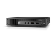HP 260 G2 W10P-64 i3 6100U 2.3GHz 500GB SATA 4GB(1x4GB) DDR4 2400 WLAN BT Mini