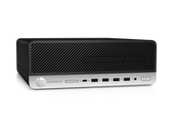 HP ProDesk 600 G3 W10P-64 i3 7100 3.9GHz 128GB SSD 8GB(1x8GB) DDR4 2400 DVDRW VGA Port