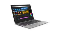HP ZBook 14u G5 Touch W10P-64 i7 8650U 1.9GHz 256GB NVME 8GB(1x8GB) 14.0FHD Privacy WLAN BT BL FPR No-NFC Cam