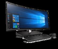 HP EliteOne 1000 W10P-64 i5 7500 3.4GHz 256GB NVME 256GB NVME 8GB(1x8GB) DDR4 2400 34.0WQHD Curved WLAN BT FPR Cam