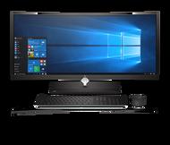 HP EliteOne 1000 W10P-64 i5 7500 3.4GHz 1TB SATA 8GB(1x8GB) DDR4 2400 34.0WQHD Curved No-Wireless Speakers FPR Cam