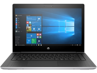 HP ProBook 440 G5 W10P-64 i5 7200U 2.5GHz 500GB SATA 8GB(1x8GB) 14.0HD No-Wireless FPR Cam