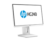 HP HC240 24 inch (1920 x 1200) Healthcare Edition Monitor