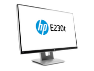 HP EliteDisplay E230t 23 inch Touch Monitor