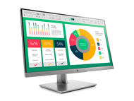 HP EliteDisplay E223 21.5 inch Monitor