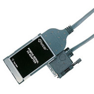 Black Box PCMCIA Async Serial I/O Adapter, Single-Port, RS-422/485, 16550 UART IC114A-R2