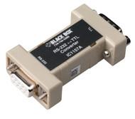 Black Box RS-232 to TTL Bidirectional Converter, DB9 IC1157A