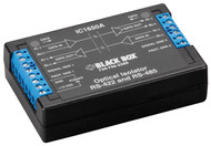 Black Box RS-422 and RS-485 Optical Isolator/Repeater IC1650A-US