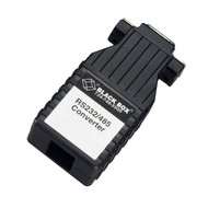 Black Box Async RS-232 to RS-485 Interface Bidirectional Converter, DB9 F to Ter IC620A-F