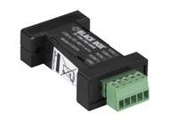 Black Box DB9 Mini Converter (USB to Serial) - USB/RS-485 (4-wire, terminal bloc IC833A