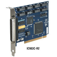 Black Box Relay/Digital I/O Card, PCI, 32 Inputs or Outputs IC903C-R2