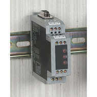 Black Box RS-232 to RS-422/RS-485 DIN Rail Converter with Opto-Isolation ICD100A