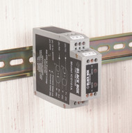 Black Box RS-232 to Current Loop DIN Rail Converter with Opto-Isolation ICD101A