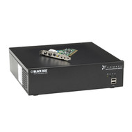 Black Box iCOMPEL S Series 2U Publisher, DVB-T TV Capture ICSS-2U-PU-N-D