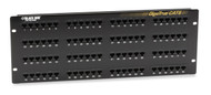 Black Box CAT6 Patch Panel, 4U, Unshielded, 96-Port JPM614A-R7