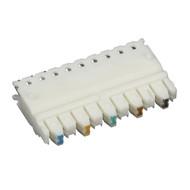 Black Box CAT5e Connecting Block, 5-Pair, 10-Pack JPT5E-5PR-10PAK