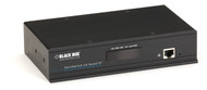 Black Box KVM Switch with (4)IP, (16) Servers, (1)Analog Console, CATx KV4161A