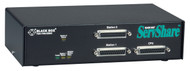 Black Box Reverse KVM Switch 2 port, VGA, PS/2 KV752A