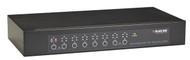 Black Box KVM Switch, 16 Port, DVI, PS/2 or USB Servers & USB Consoles KV9516A