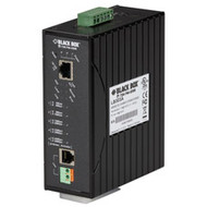 Black Box 10BASE-T/100BASE-TX Hardened Ethernet Extender over vDSL, 1-Port LB303A