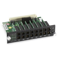 Black Box Modular Express Ethernet Switch 8-Port Fiber Module SC LB9215A