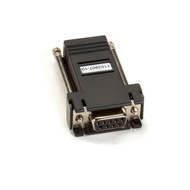 Black Box Secure Device Server Serial Adapter, RJ-45 to PC DB9 Female LCA103