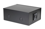 Black Box 4U DVR Lockbox with Fan LCKBOX4U