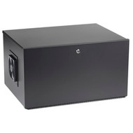 Black Box 6U DVR Lockbox with Fan LCKBOX6U
