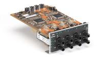 Black Box 4-Port Fiber Module for Modular Fiber Switches, Multimode ST, 100- LE1428C
